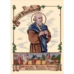 Carte postale Saint Barthélemy