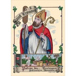 Carte postale Saint Honoré