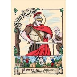Carte postale Saint Martin