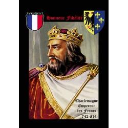 Carte postale Charlemagne...