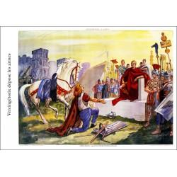 Carte postale Vercingétorix...