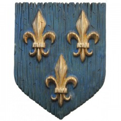Blason de l'Ile de France