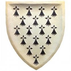 Blason de Bretagne moyen forme