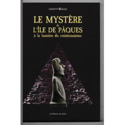 LIVRE : LE MYSTÈRE DE L'ILE...
