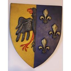 Blason d'Aix la Chapelle