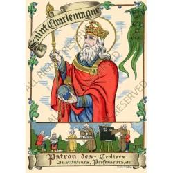 Saint Charlemagne Empereur...