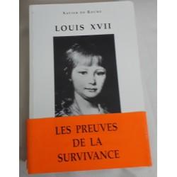 LOUIS XVII, la survivance