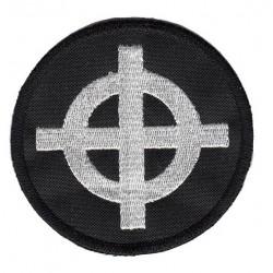 Écusson croix celtique