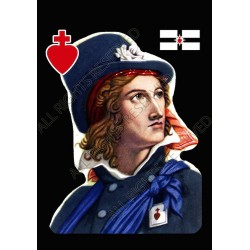 Carte postale Henri de la...